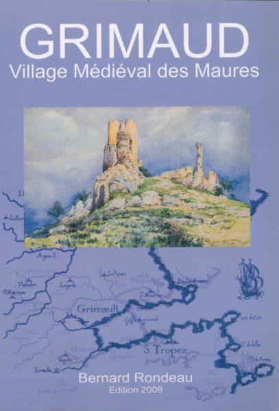 livre-grimaud-village-medieval-des-maures-rondeau