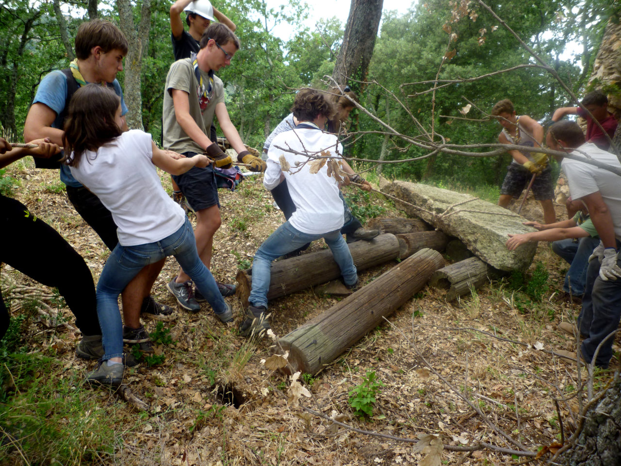 chantier-groupe-scout-2017